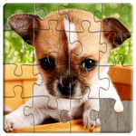 Dogs Jigsaw Puzzles Game - For Kids & Adults 🐶 for PC